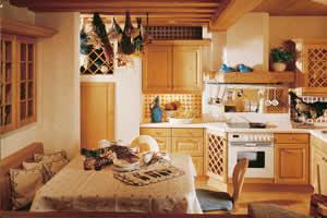 rustikalne kuchyne